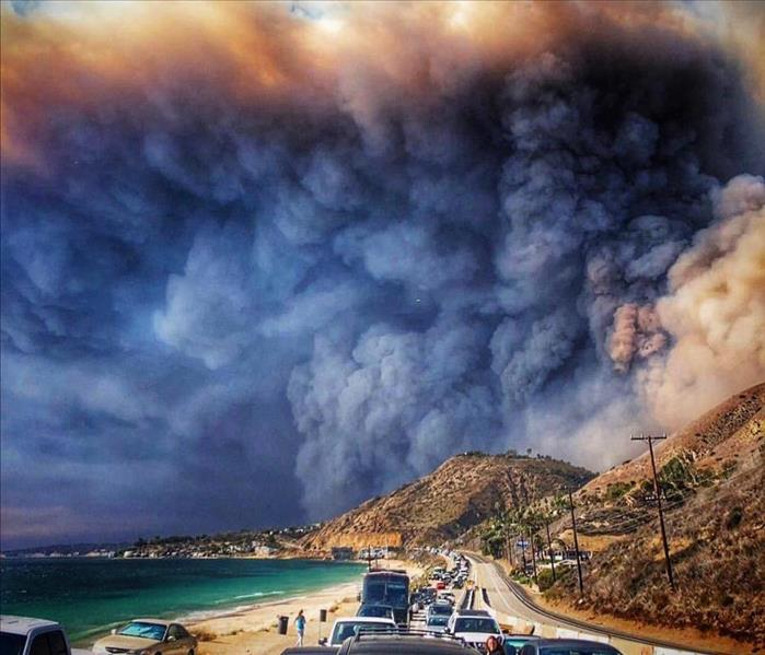Fire Damage Malibu Rebuilds