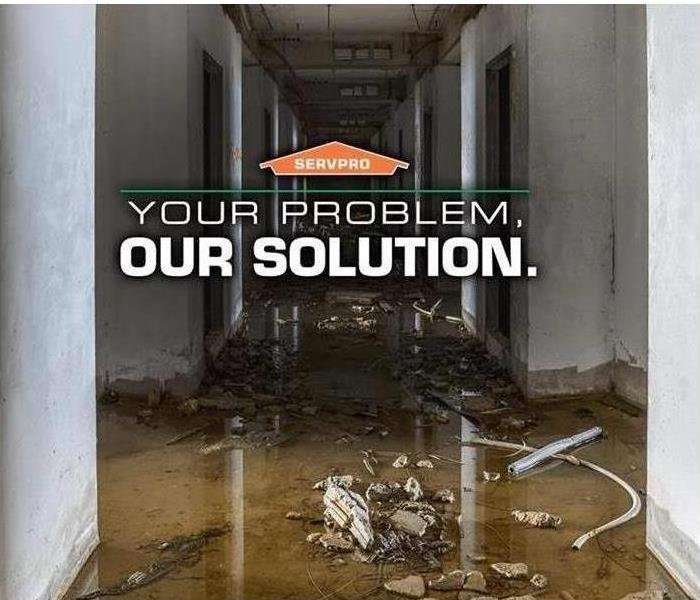 Water Damage - SERVPRO